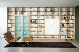 caremi home living librerie